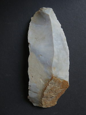 "BLADE /KNIFE FLINT""Paris Basin""  MESOLITHIC / NEOLITHIC / FRENCH PREHISTORY • CAD $29.89"