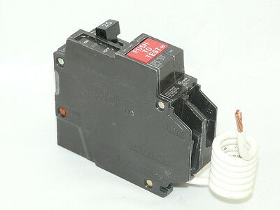 New General Electric THQL1120GF GE Circuit Breaker Ground Fault 1 pole 20 amp