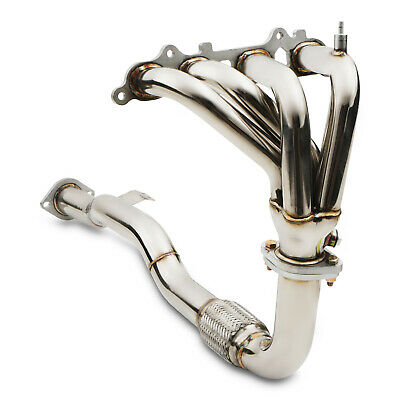Japspeed Stainless Steel Exhaust Manifold Downpipe For Toyota Celica St202 93-99