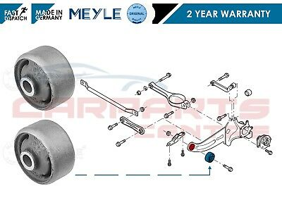 Lower Rear Control Arms With Bushes FOR Jaguar X-Type 2001-2009 x2