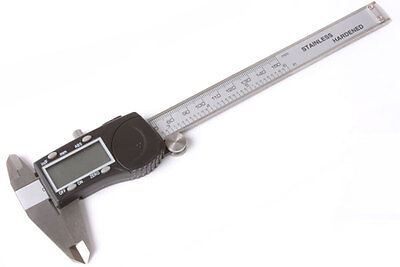 "New 6"" Caliper Digital electronic 3-In-1 Way Jewelry gauge Measure Metal Stones"