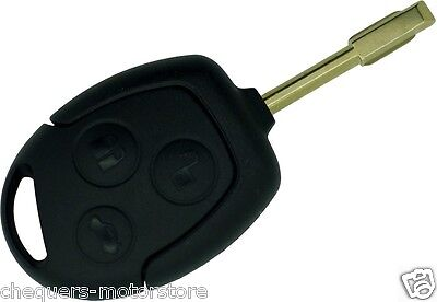 Ford Mondeo Focus Transit CMax Fiesta Key Fob Case FO21 Tibbe Blade repair shell
