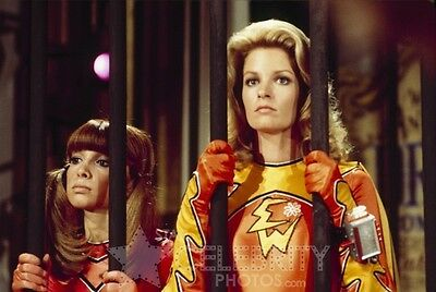 Electra Woman and Dyna Girl PHOTO 27 Judy Strangis Deidre Hall