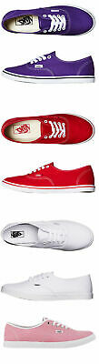 Vans Shoes Authentic Lo Pro Australian Seller Free Postage Womens Us Sizes