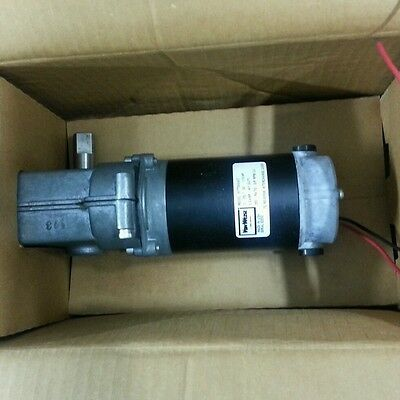 12V dc right angle gear motor high torque heavy duty