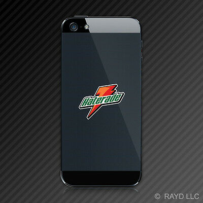 Haterade Cell Phone Sticker Decal Self Adhesive Vinyl Mobile JDM I Love Haters