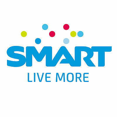 SMART Prepaid CALL & TEXT CARD P300 Load 75 Days Email Delivery Philippines