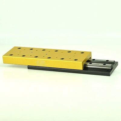 "Tusk Direct RT4-5 Heavy Duty Crossed Roller Linear Stage 6""  Travel 1016 lb Load"