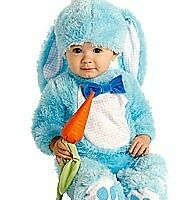 Little Baby Rabbit Cute Fancy Dress Costume (0-18 months)