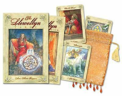 The Llewellyn Tarot (Cards: Boxed; Game Cards; Tarot Cards) by Anna-Marie Fergus