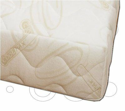 Mattress Replacement Covers-Zipped Coolmax Quilted-Various Sizes Available