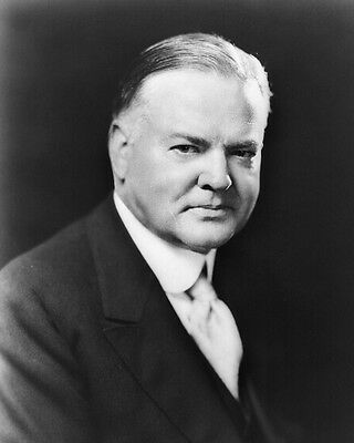 New 8x10 Photo: Herbert Hoover, 31st President of the United States