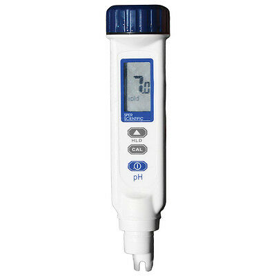 Large Display pH Meter Pen | Sper Scientific | 850050