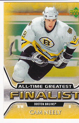 05-06 2005-06 Upper Deck All-Time Greatest Finish Your Set - Low Shipping