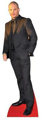 Tom Hardy LIFESIZE CARDBOARD CUTOUT STANDEE STANDUP Actor Action Star Hollywood
