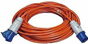 Maypole 10 Metre Camping And Caravan Site Mains Extension Hook Up Lead