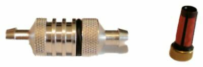 RC Glow Engine Inline Alloy Oil Fuel Filter R/C