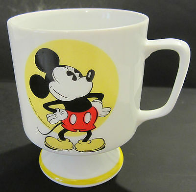 Walt Disney Productions Mickey Mouse Porcelain Cup / Mug