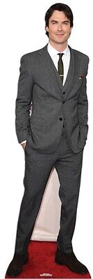 Ian Somerhalder LIFESIZE CARDBOARD CUTOUT STANDEE STANDUP Actor Hollywood Star
