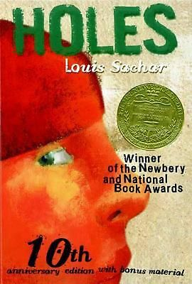 Holes by Louis Sachar (English) Hardcover Book Free Shipping!