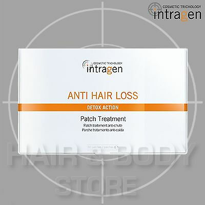 30 CEROTTI ANTI HAIR LOSS Intragen Cosmetic Trichology patch anticaduta capelli