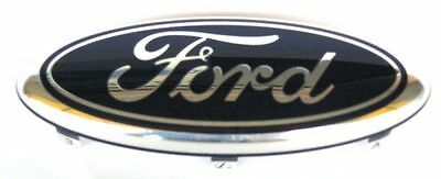 NEW GENUINE FORD FIESTA MK6 2001-2008 Oval Ford Front Bonnet / Grille Badge