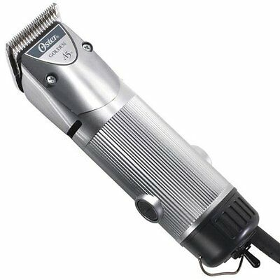 Oster Golden A5 Single Speed Pet Animal Dog Clippers Free Shipping New