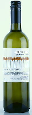 Prospect Wines Griffith Semillon Chardonnay white wine 1 Dozen