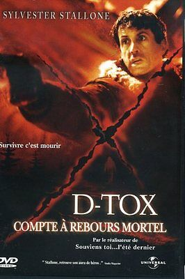 Compte A Rebours Mortel D-Tox  ** Dvd ** Vf ** Neuf