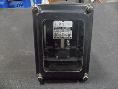 USED General Electric 12PJC11AV1A Instantaneous Current Relay