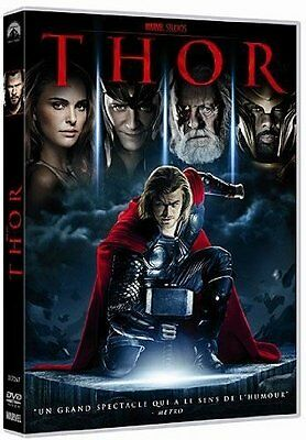 Thor - Anthony Hopkins - Chris Hemsworth - Nata** Dvd ** Vf ** Neuf Et Emballer
