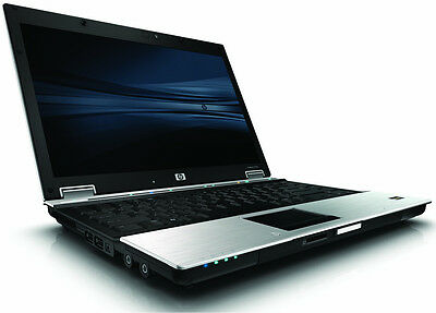 HP Elitebook 6930p 2.4GHz C2D 4GB 160GB Fast Laptop Cheap Widescreen Graded