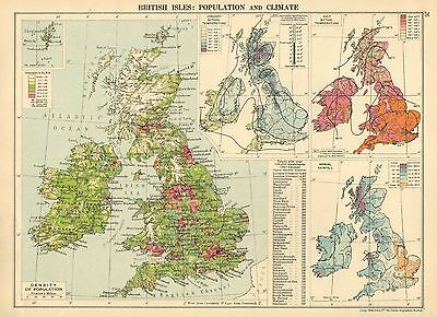 the climate of the british isles The climate of the british isles 1 the climate of the british isles 2 the british isles the main influences on the climate of the british isles are its latitude and its maritime position it lies within the.