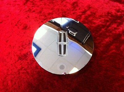 CHROME CENTER CAP 1998-2002 LINCOLN CONTINENTAL BRAND NEW!