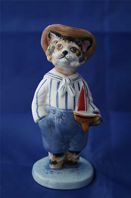 Bairstow Manor Tom Cat Figure - Manor Collectables - New