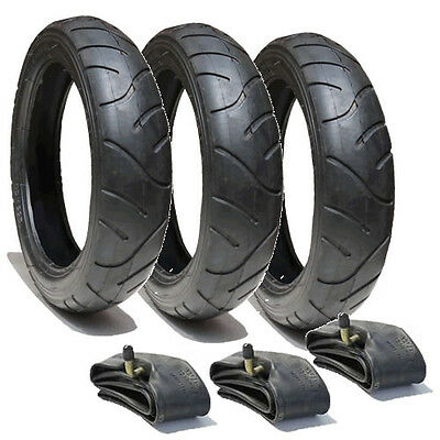SET OF TYRES & TUBES FOR URBAN DETOUR PUSHCHAIRS 280 x 65-203 - NEW