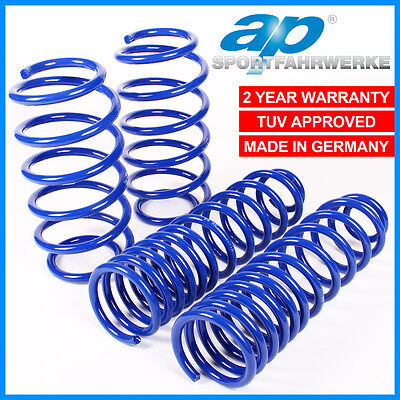 VAUXHALL OPEL CALIBRA A  2.0i NON TURBO AP 60/30 LOWERING SPRINGS SUSPENSION KIT