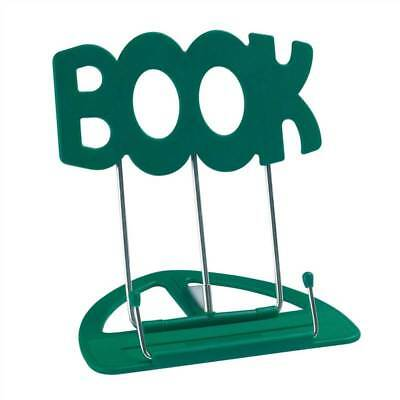 The 'BOOK' Stand Green