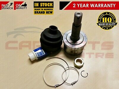 For Jeep Grand Cherokee Wg Wj Front Axle Outer Cv Joint Boot Grease Hub Nut Clip