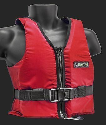Buoyancy aid watersports life vest kayak jacket pfd RED