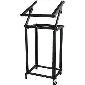 Steel Equipment Rack and Stand