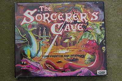 The Sorceror's Cave