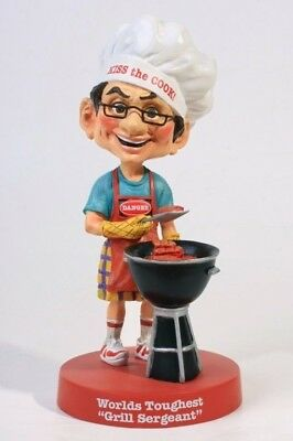 The Boomers Statue Figurine Collection Grandpa Kiss The Cook Grill Sergeant Gift