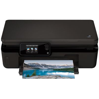 HP Photosmart 5520 e All in One Drucker CX042B Scanner Kopierer Wlan USB ePrint