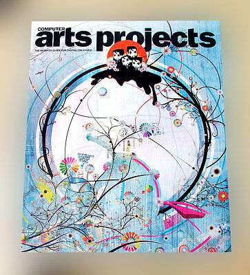 Computer Arts Projects Magazine - Issue 89 - October 2006 + Free Disc