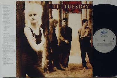 'til Tuesday : Welcome Home  -  1986  Lp  Hol