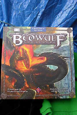 Beowulf,the Legend,board Game