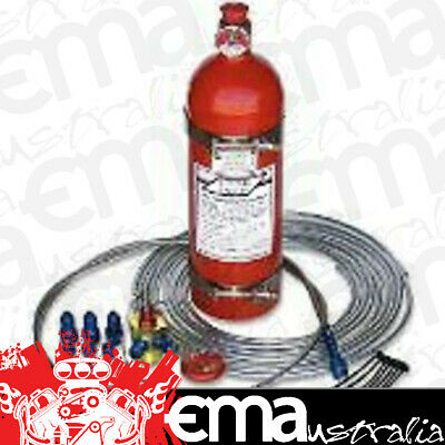 Stroud Safety 5Lb Fe-36 Fire Suppression System With 3Ft Cable Ss9302