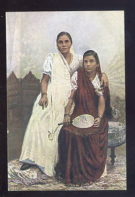 India HINDU WOMEN early PPC