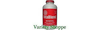 16 oz. 100% Pure VitaBlend Inositol Powder 453.60 grams